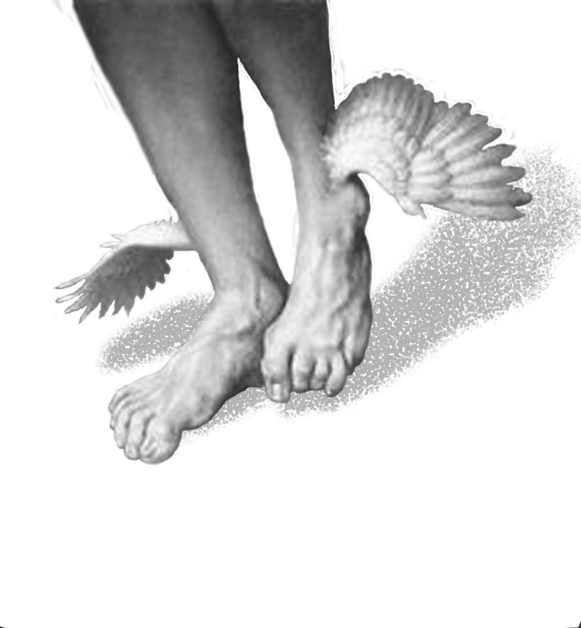 pieds-ailes