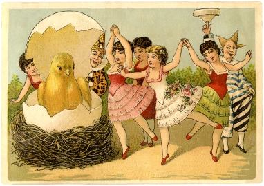 Quirky-Vintage-Easter-Card-GraphicsFairy